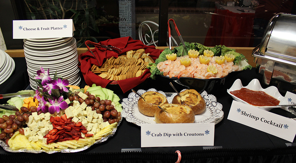 Party Buffet Fare
