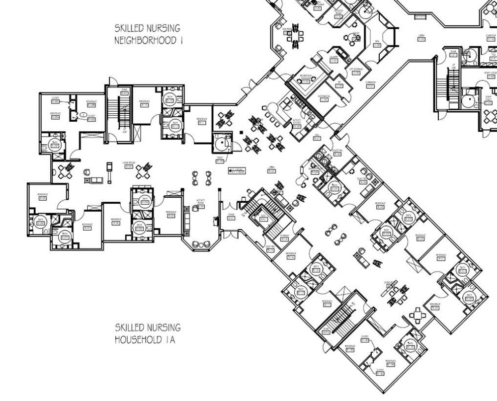 Parker Life Parker at Monroe – Sample Home Floor Plans