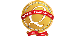 AHCA 2019 National Quality Silver Award