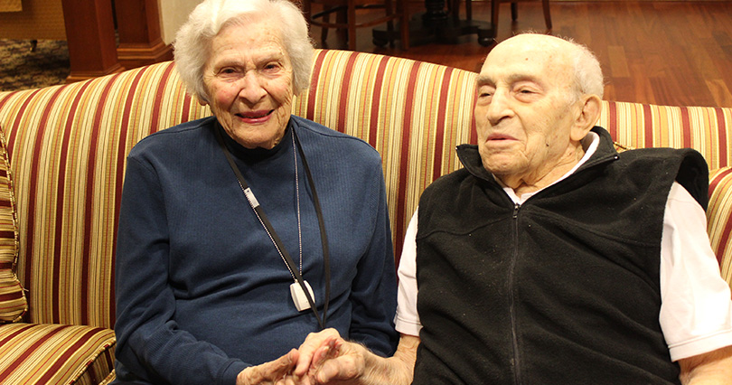 Frieda and Ed Cohen